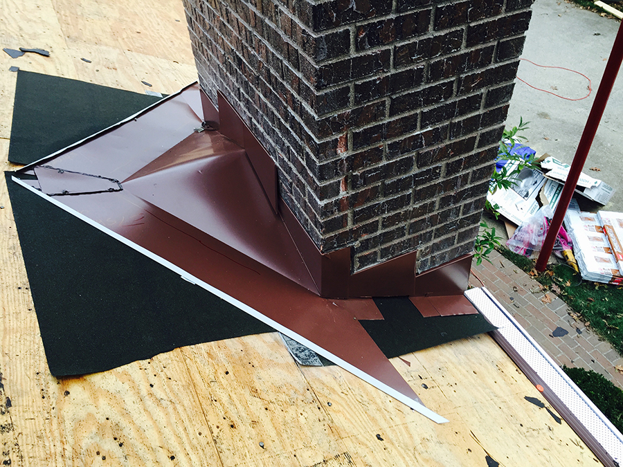 Roofing Cricket Amp Home Inspector Seattle Shows Giant