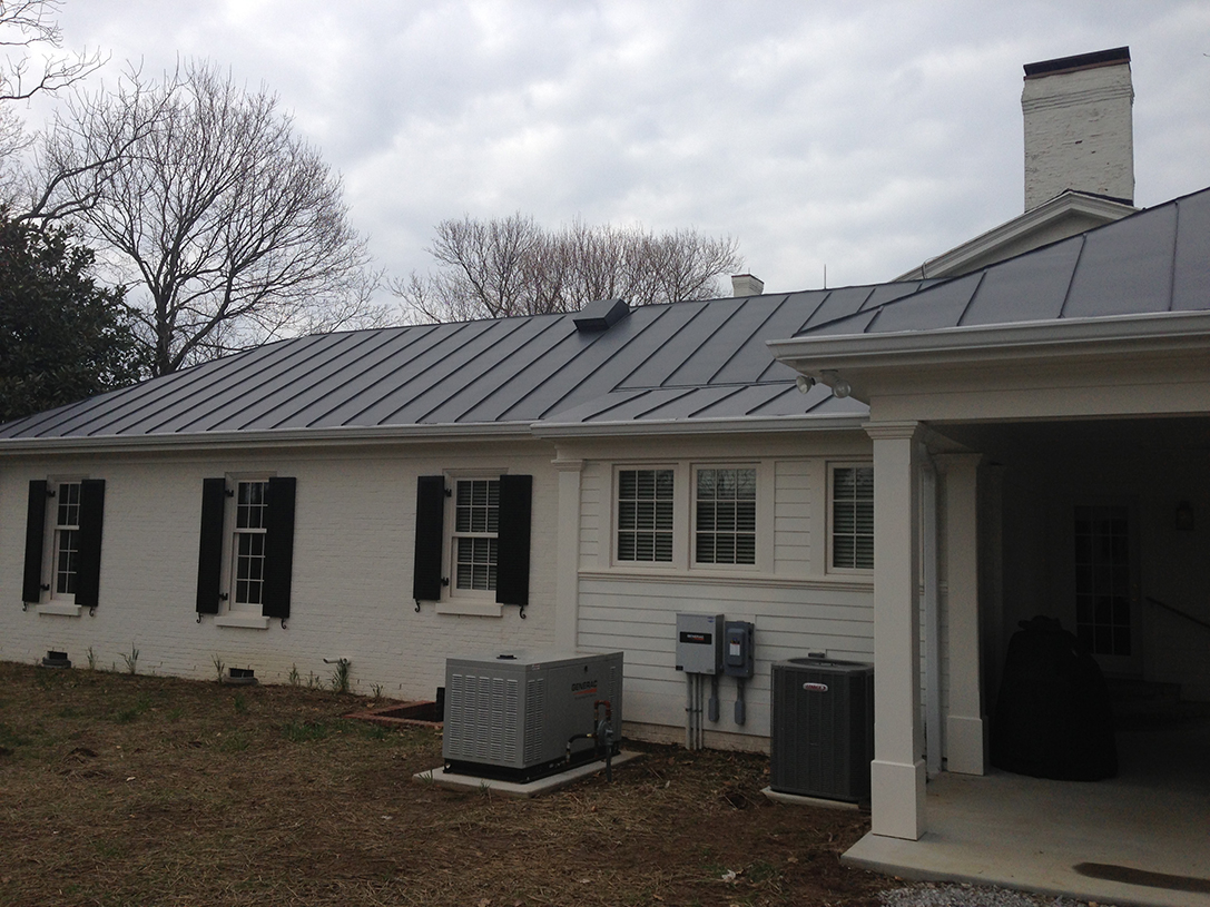 Metal Roofs Odessa Roofs Lexington Ky Roofing Amp Repairs