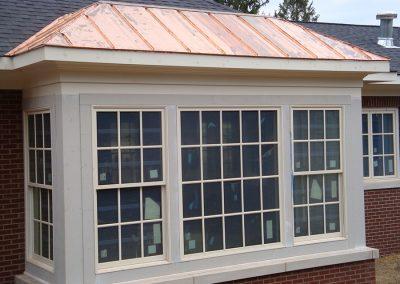 Odessa Roofs Copper Addition