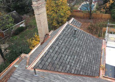 Odessa Roofs Copper Ridges
