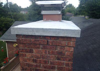 Odessa Roofs Chimney Wash